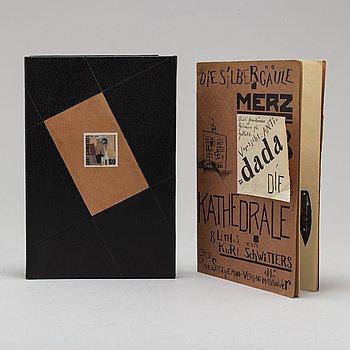 BOOK, Important Dada-publication (1920).