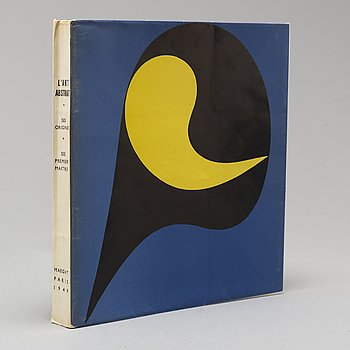 BOOK, L'Art Abstrait.