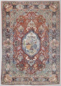 MATTA, Orientalisk, 205 x 137  cm.