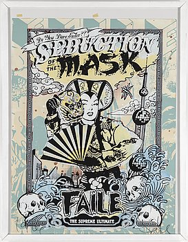 FAILE, screenprint, signed.
