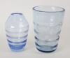 Vaser, 2 st, glas.