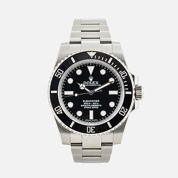 ROLEX, Oyster Perpetual, Submariner, Chronometer, armbandsur, 40 mm.