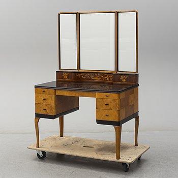 """CARL MALMSTEN, toilettebord, """"Haga"""", Nordiska Kompaniet, 1930."""