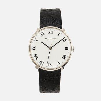 INTERNATIONAL WATCH Co, Schaffhausen, armbandsur, 34 mm.
