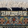 A carpet, kashan, around 385 x 275 cm
