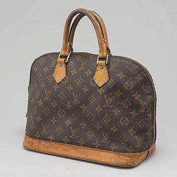 LOUIS VUITTON 'Alma' bag.