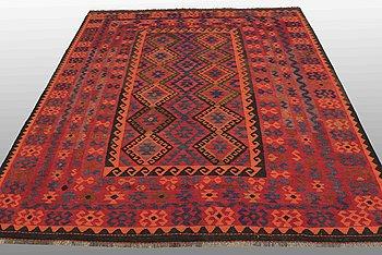 MATTA, Kelim Afghan, ca 290 x 211 cm.