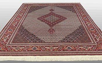 MATTA, orientalisk, part silk 373 x 280 cm.