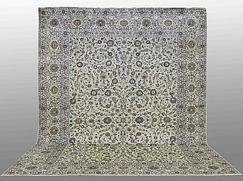 MATTA, Royal keshan, ca 480 x 358 cm.