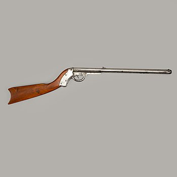 An early 20th century Markham air rifle.