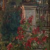 Gottfrid kallstenius, oil on canvas, signed and dated g. kallstenius  06