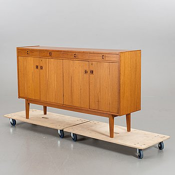 A 1960s sideboard.
