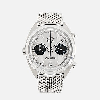 "HEUER, Carrera, ""Ronnie Peterson"", Limited Edition,  chronograph, wristwatch, 38 mm."