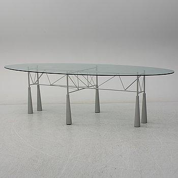 """ELLIOTT LITTMANN, matbord, """"Lybra"""", för Driade."""