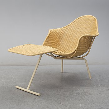 "ROSS LOVEGROVE, vilfåtölj, ""Chaise Lounge Apollo"", 1997."