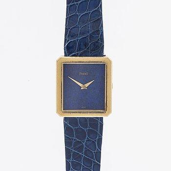 PIAGET, armbandsur, 28 x 25 mm.