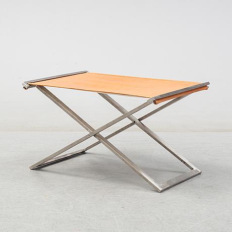 "Michael christensen, stool, ""rough#1"", denmark, second half of the 20th century"