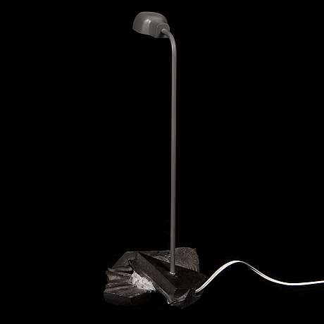 Table lamp signed teemu salonen 2017
