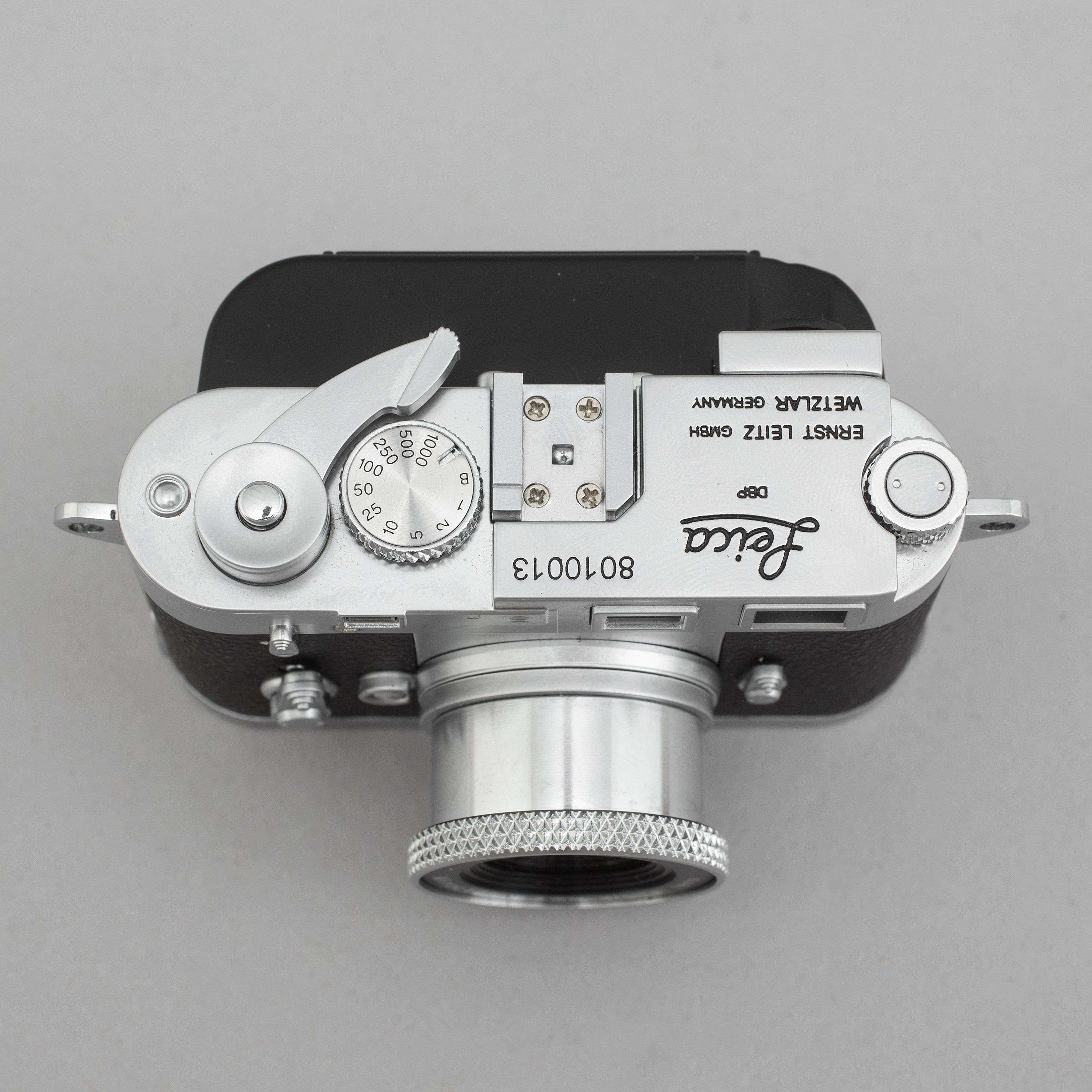 Dating Leica M3