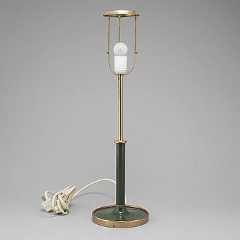 JOSEF FRANK, bordslampa, modell 2466, Firma Svenskt Tenn.