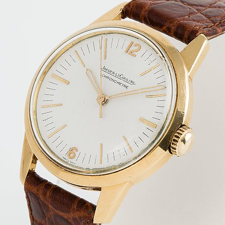 "Jaeger-lecoultre, chronometre geophysic, ""sputnik box""."