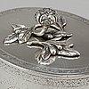 Joseph preedy sannolikt, tedosa, silver, london 1780