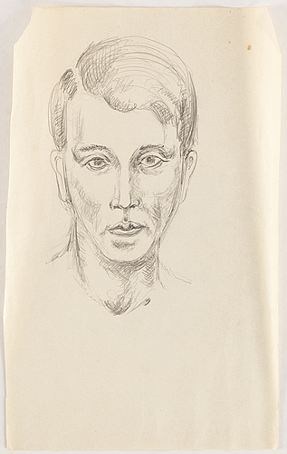 Johannes rian, 10 drawings and sketches.