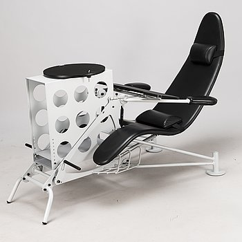 ILKKA TERHO AND TEPPO ASIKAINEN, Computer Easy Chair 'Netsurfer', Snowcrash.