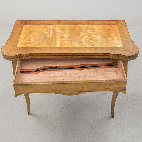 Spelbord, rokoko, 1700-tal.