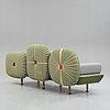 "Nipa doshi & jonathan levien, a ""my beautiful backside"" sofa for moroso, 2008."