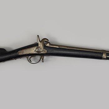 SLAGLÅSGEVÄR, franskt, m/1842.