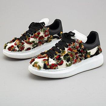 ALEXANDER MCQUEEN, sneakers, 2018, storlek 43.