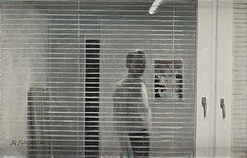 """153. Ola Billgren, """"Spegling""""."""
