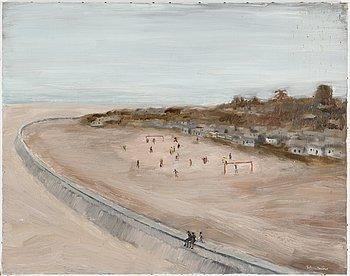 BERTRAM SCHMITERLÖW, oil on canvas, signed.