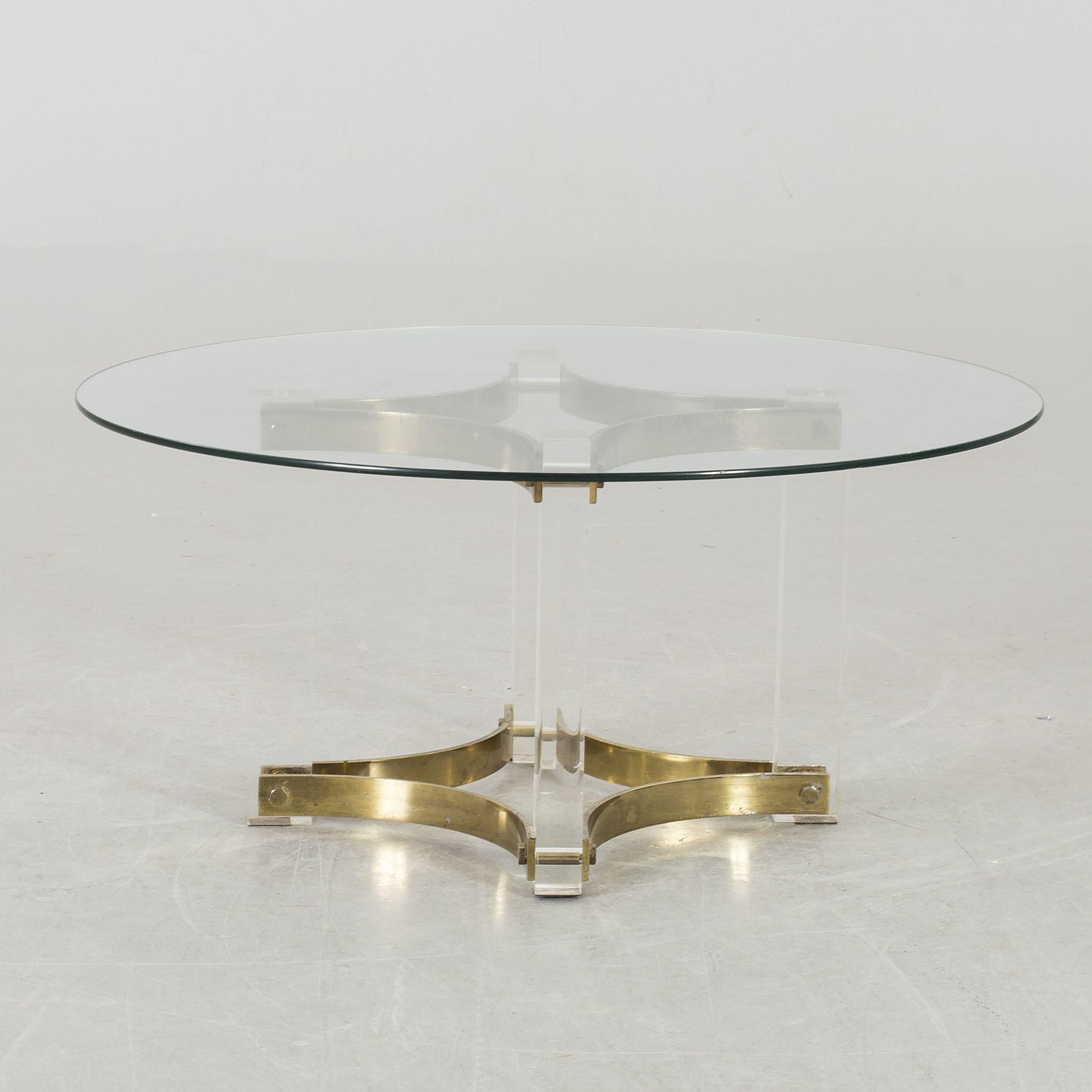 A 1970 80 S Sofa Table Bukowskis