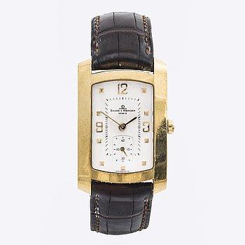 BAUME & MERCIER, Geneve, Hampton Milleis, armbandsur, 26 x 33 (40) mm.