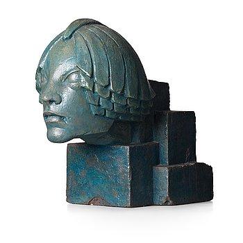 "609. David Edström, ""Sphinx""."