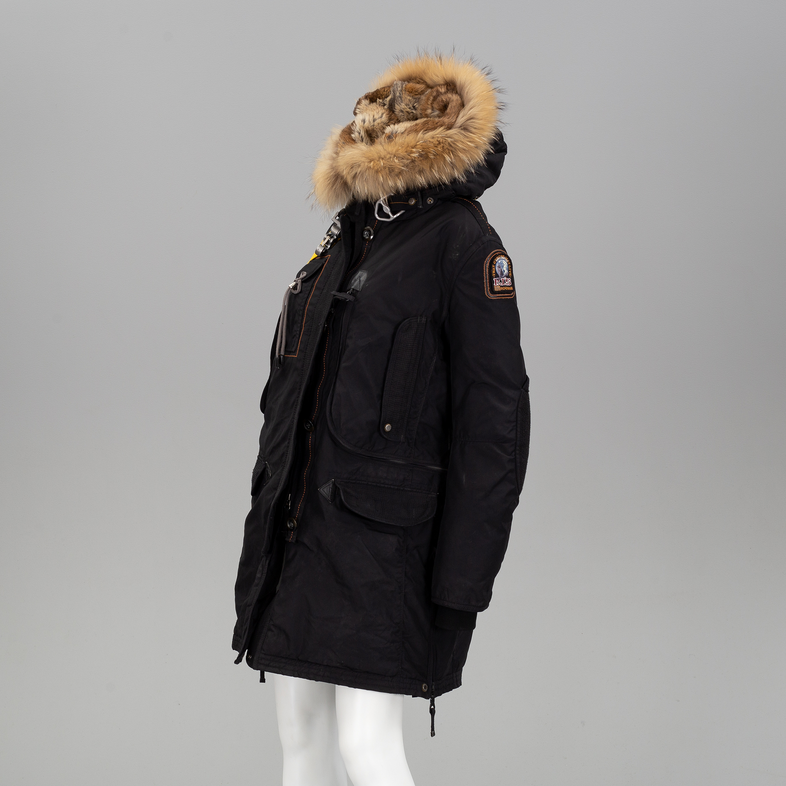 brand new dc873 c5a3c PARAJUMPERS, a 'Kodiak Masterpiece Series' down filled parka ...