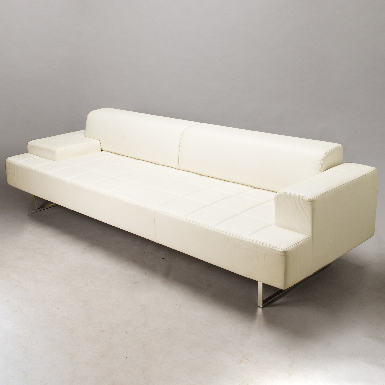 Poltrona Sofa.A 21 St Century Italian Quadra Sofa For Poltrona Frau Bukowskis