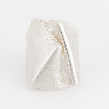 A Lapponia sterling silver ring.