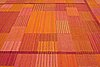 "Marianne richter, a carpet, ""fasad, orange"", flat weave, ca 351,5 x 253,5 cm, signed ab mmf mr."