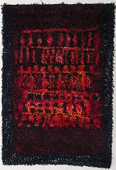 LEENA-KAISA HALME, rya, Neovius. Ca 146x100 cm.