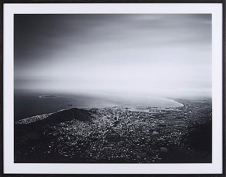 Blaise reutersward, photograph signed and numbered ap 1/2 on verso.