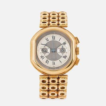 DANIEL ROTH, armbandsur, kronograf, 36x33 mm.