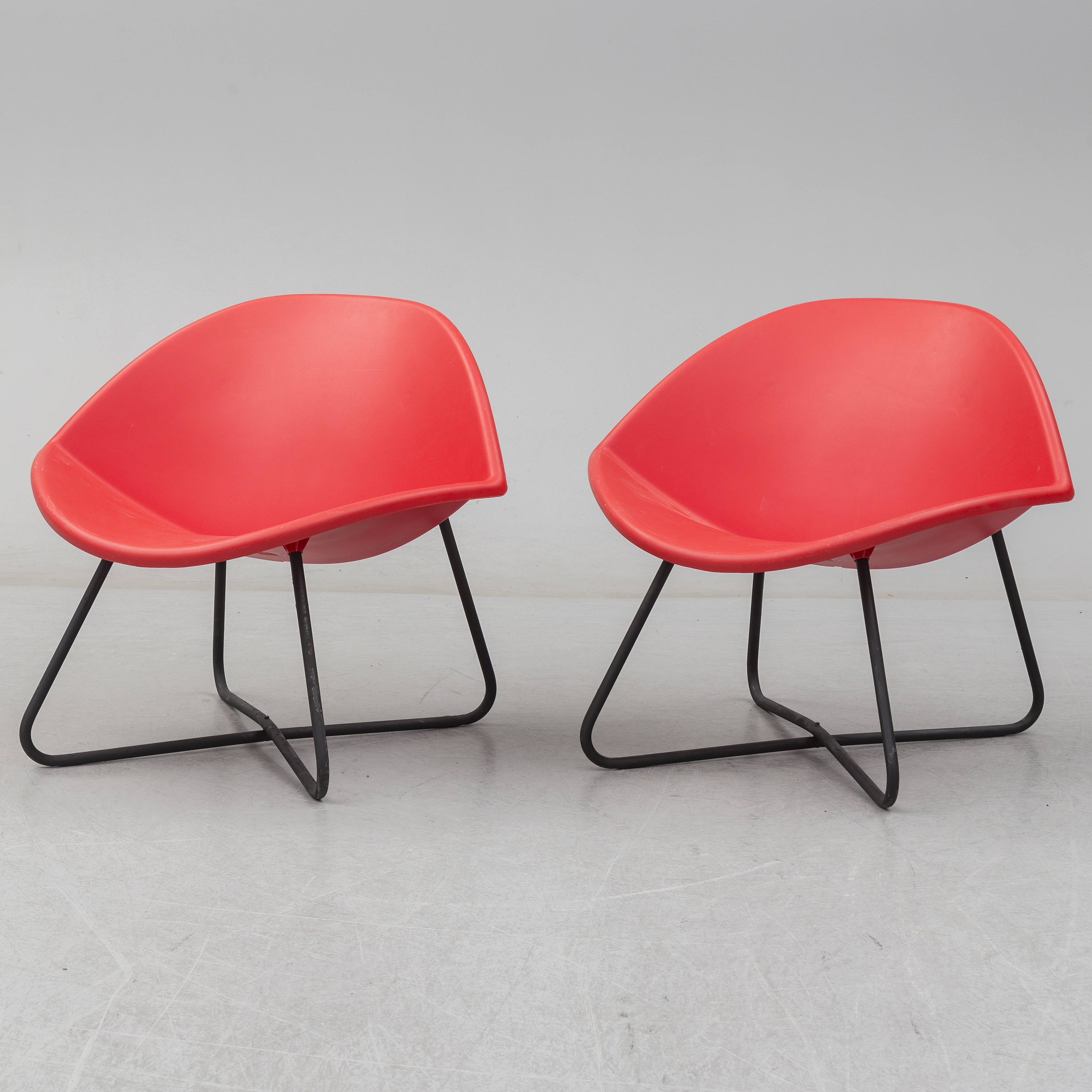 Outstanding Niels Gammelgaard A Pair Of Lips Easy Chairs For Ikea Gamerscity Chair Design For Home Gamerscityorg