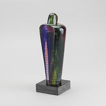 BERTIL VALLIEN, skulptur, Atelier, Kosta Boda.
