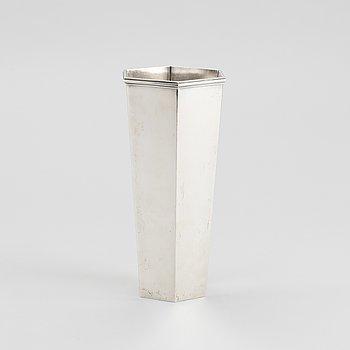 WIWEN NILSSON, silver, vas, Lund, 1963.