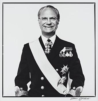 """212. Hans Gedda, """"Carl XVI Gustaf"""", 2010."""