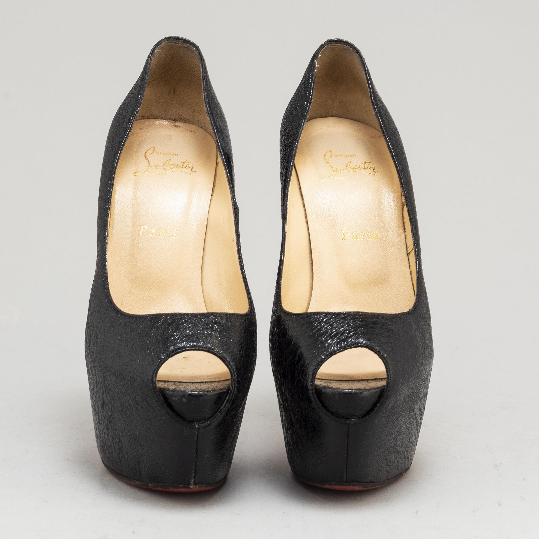 acheter en ligne c4871 af0d0 CHRISTIAN LOUBOUTIN, a pair of pumps, size 39,5 cm. - Bukowskis