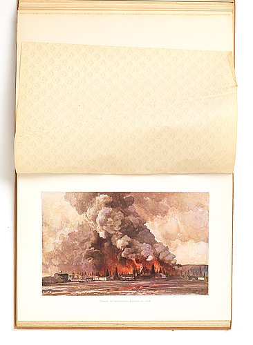 Nobel oil company, commemoration on the day of emanuel ludvigovich nobel's 50th year, 10 june 1909, st. petersburg.